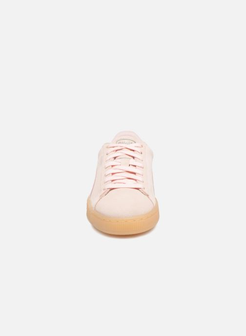 Sneakers Puma Suede Classic Bubble Wn's Roze model