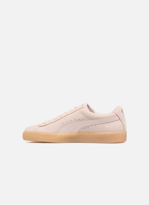 Sneakers Puma Suede Classic Bubble Wn's Roze voorkant