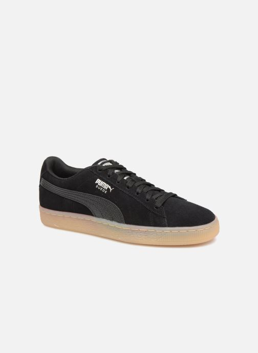 Trainers Puma Suede Classic Bubble Wn's Black detailed view/ Pair view