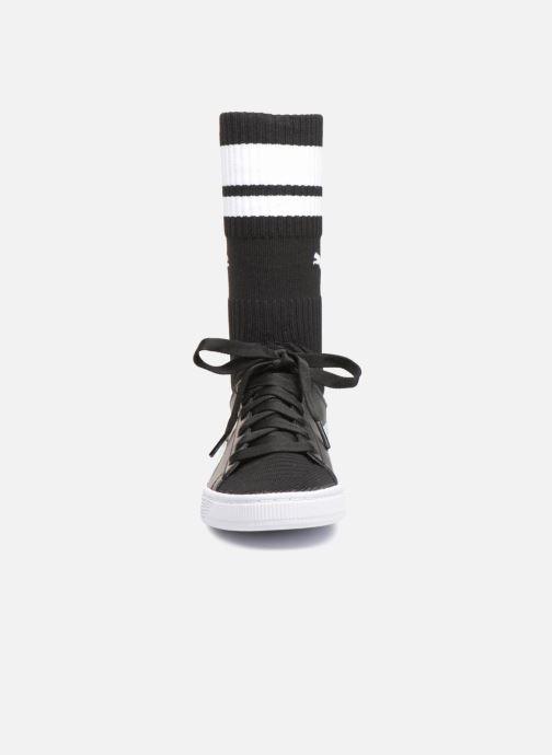 Puma Basket Turnschuhe Sock evoKnit Wn's (schwarz) - Turnschuhe Basket bei Más cómodo e779e9