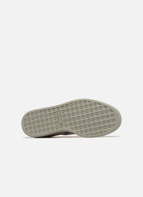 Sneakers Puma B Suede Sunfade Stitch Wn's Rosa immagine dall'alto