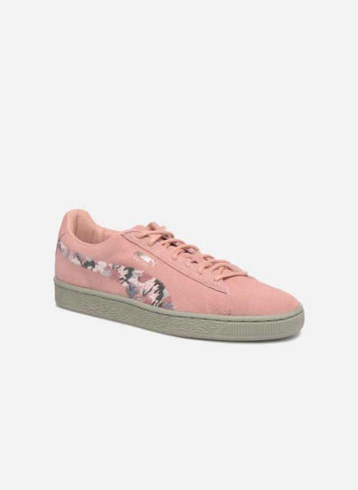 Sneakers Puma B Suede Sunfade Stitch Wn's Rosa vedi dettaglio/paio