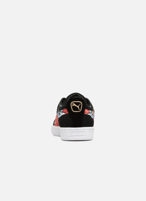 Baskets Puma Suede Hyper Embelished Wn's Noir vue droite