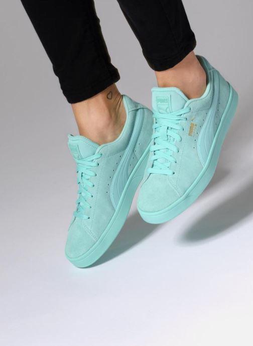Puma Suede S Wns (Azzurro) (Azzurro) (Azzurro) - scarpe da ginnastica chez | Lasciare Che I Nostri Beni Vanno Al Mondo  77f31b
