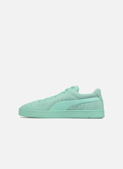 Sneakers Puma Suede S Wns Azzurro immagine frontale
