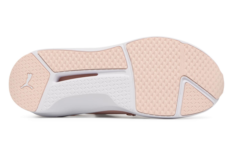 Chaussures de sport Puma Fierce Rope Satin EP Wn's Rose vue haut