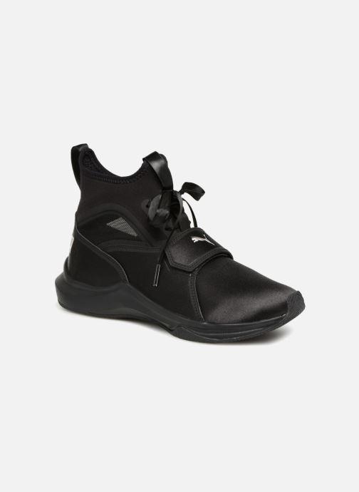 0e5c4d8cf678 Puma Phenom Satin EP Wn s (Noir) - Baskets chez Sarenza (344189)