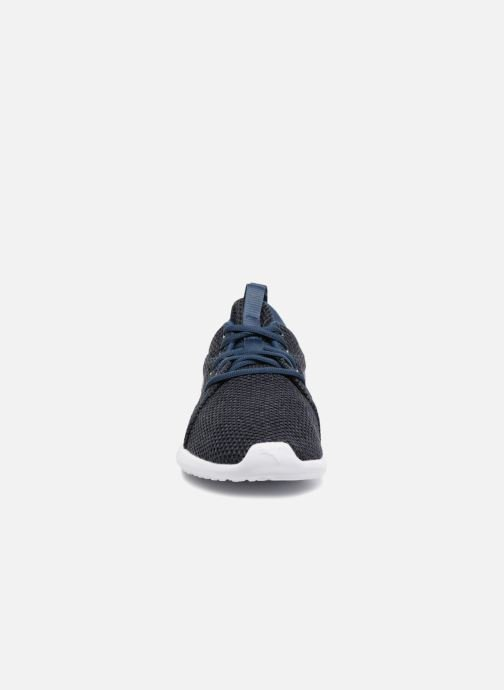 Trainers Puma Carson 2 Nature Knit Blue model view