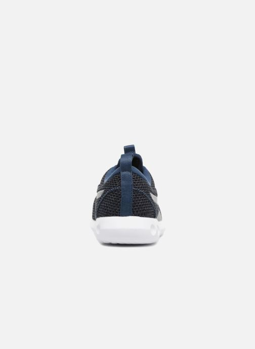 Trainers Puma Carson 2 Nature Knit Blue view from the right