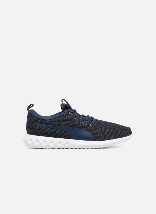 Trainers Puma Carson 2 Nature Knit Blue back view