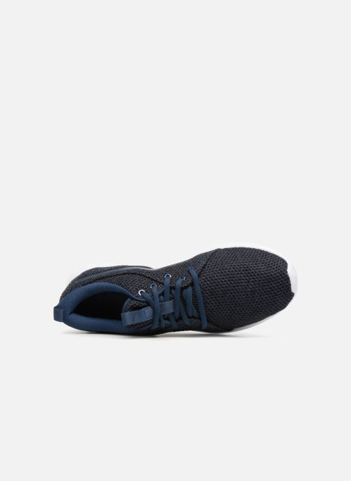 Trainers Puma Carson 2 Nature Knit Blue view from the left