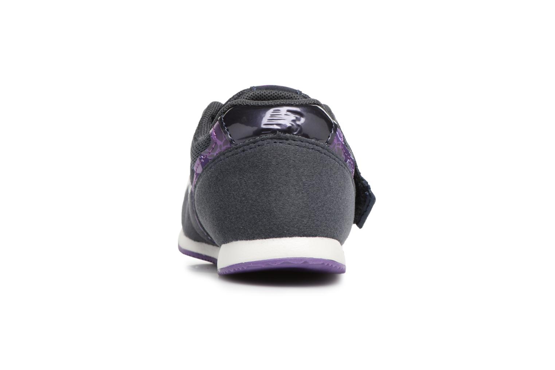 Sneakers New Balance FS996 I Azzurro immagine destra