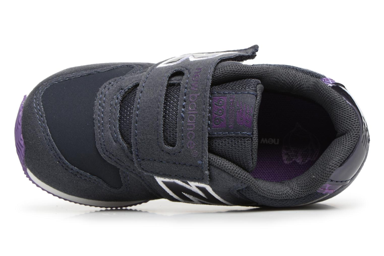Sneakers New Balance FS996 I Azzurro immagine sinistra