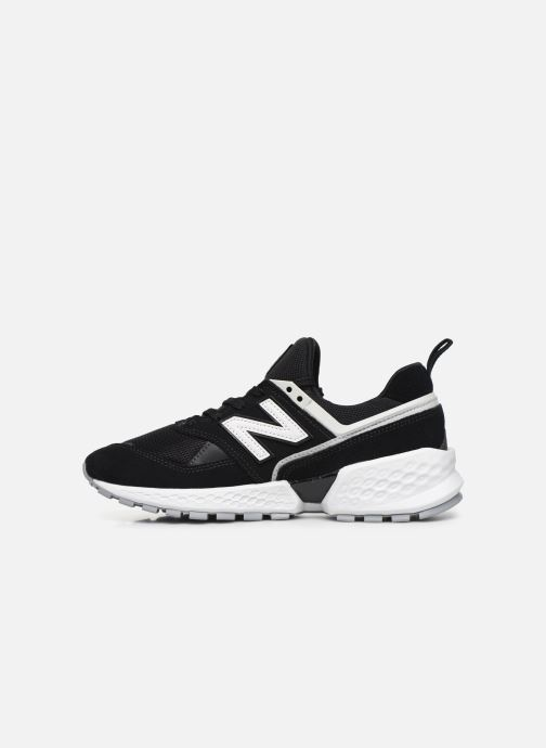 Trainers New Balance MS574 D Black front view