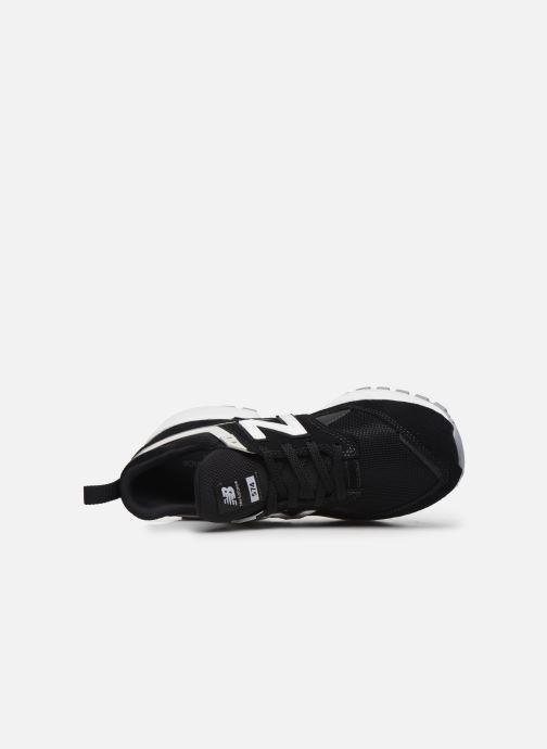 Sneakers New Balance MS574 D Zwart links