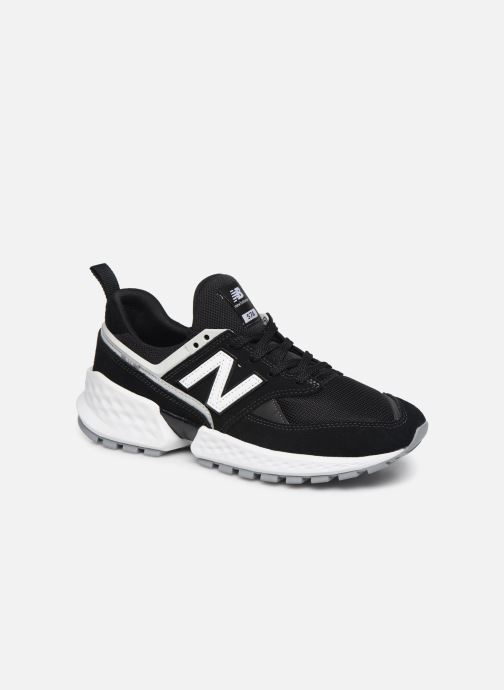 Trainers New Balance MS574 D Black detailed view/ Pair view