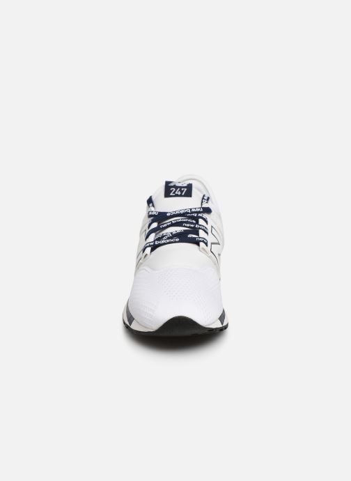Trainers New Balance MRL247 D White model view