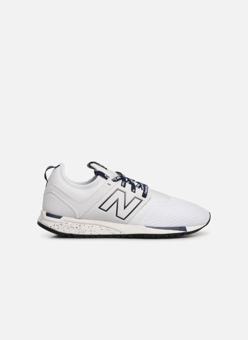 Trainers New Balance MRL247 D White back view