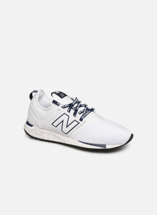 Trainers New Balance MRL247 D White detailed view/ Pair view