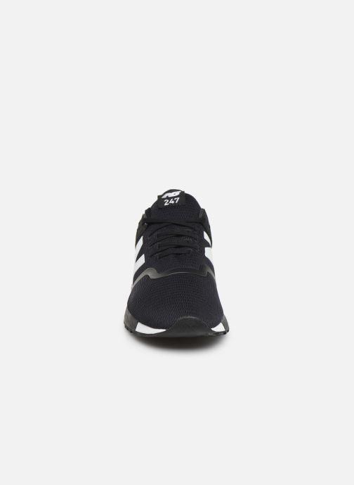 Baskets New Balance MRL247 D Noir vue portées chaussures