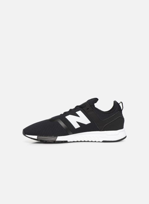 Baskets New Balance MRL247 D Noir vue face