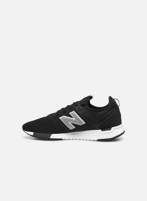 Sneakers New Balance MRL247 D Zwart voorkant