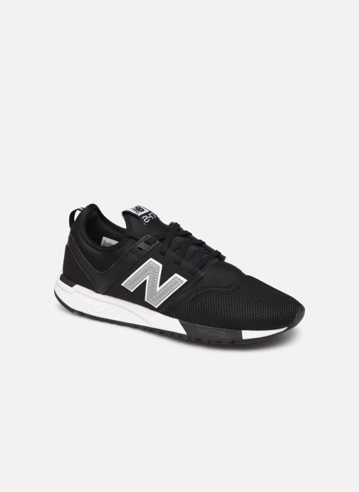 Trainers New Balance MRL247 D Black detailed view/ Pair view