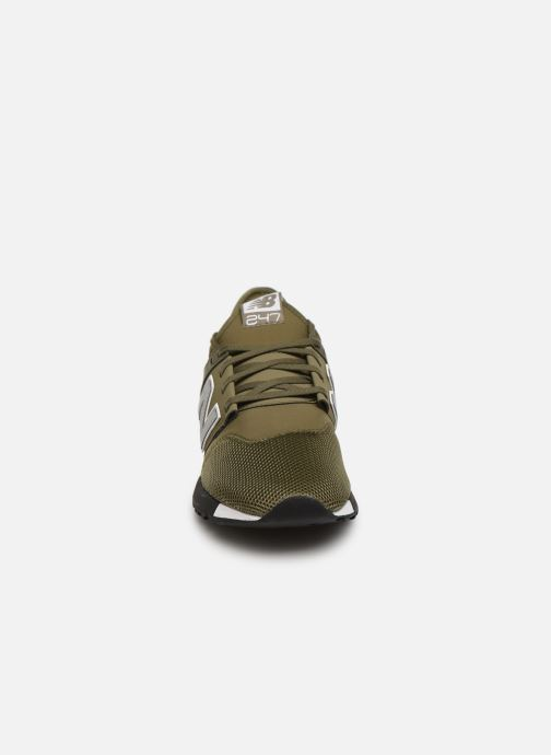 Trainers New Balance MRL247 D Green model view