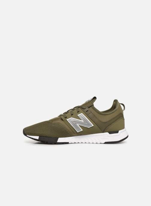 Trainers New Balance MRL247 D Green front view