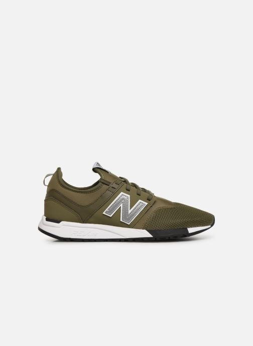 Trainers New Balance MRL247 D Green back view
