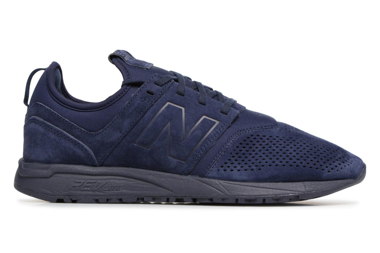 Sneakers New Balance MRL247 D Blauw achterkant