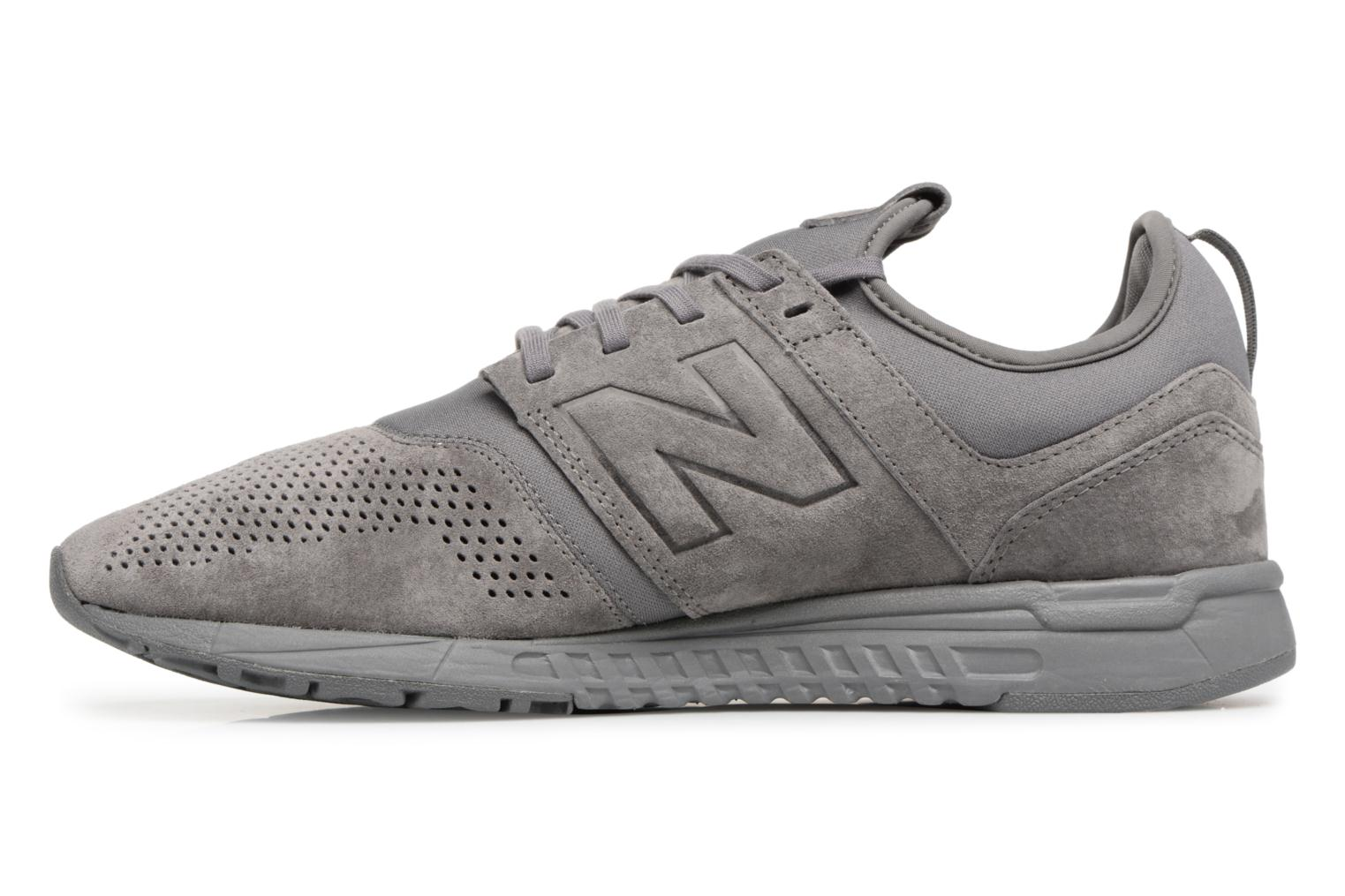Baskets New Balance MRL247 D Gris vue face