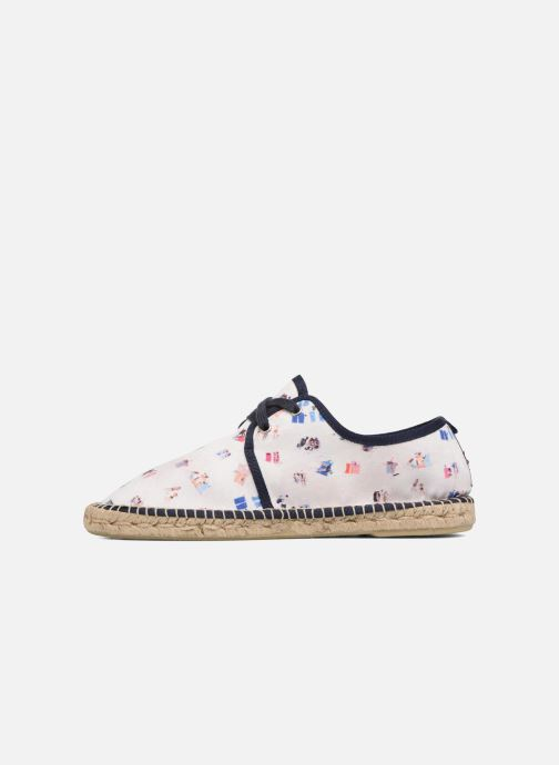 Espadrilles Mr SARENZA 1789 CALA  x Mr Sarenza - Plage Multicolore vue face