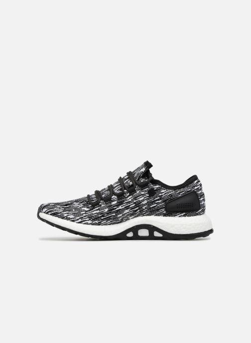 Chaussures de sport adidas performance Pureboost Noir vue face