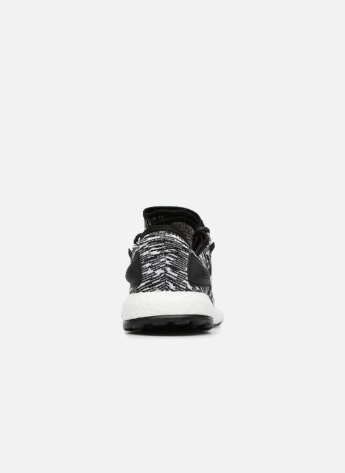 Chaussures de sport adidas performance Pureboost Noir vue droite