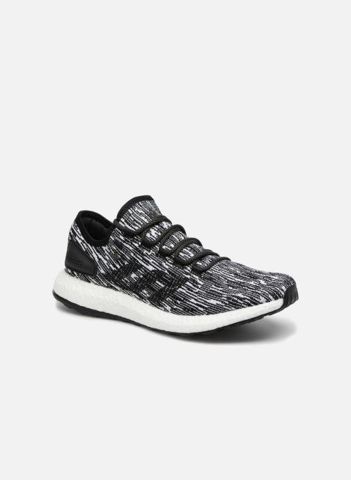 Chaussures de sport adidas performance Pureboost Noir vue détail/paire
