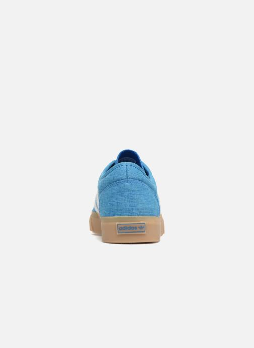 Chaussures de sport adidas performance Adi-Ease Bleu vue droite