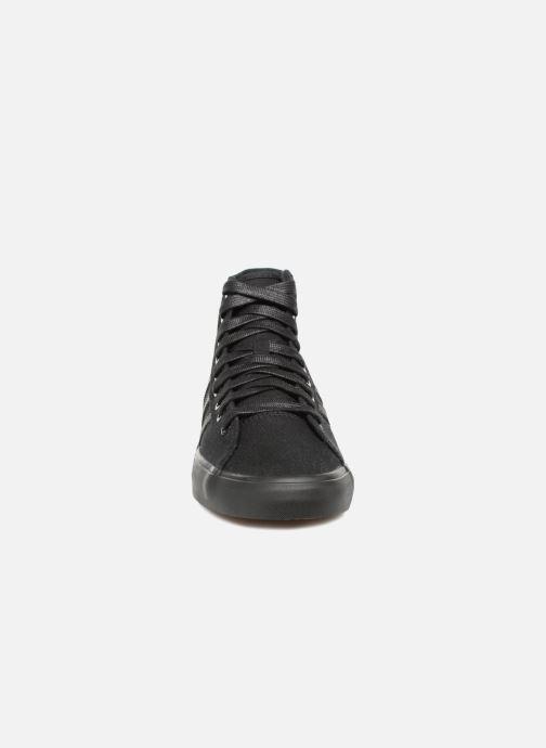 Scarpe sportive adidas performance Matchcourt High Rx Nero modello indossato