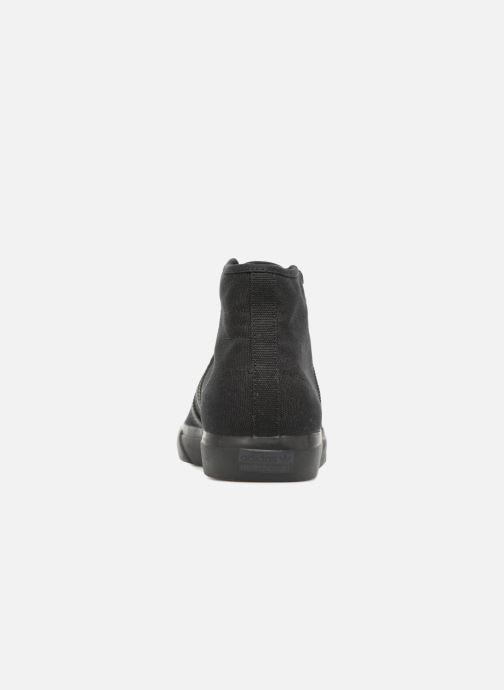 Scarpe sportive adidas performance Matchcourt High Rx Nero immagine destra