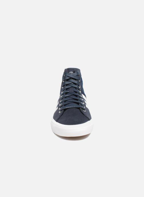 Chaussures de sport adidas performance Matchcourt High Rx Noir vue portées chaussures