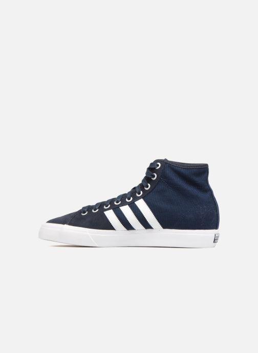 Chaussures de sport adidas performance Matchcourt High Rx Noir vue face