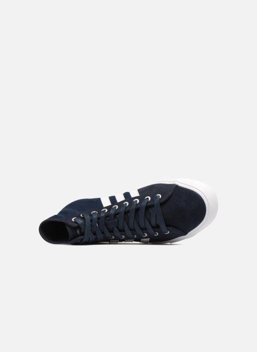 Chaussures de sport adidas performance Matchcourt High Rx Noir vue gauche