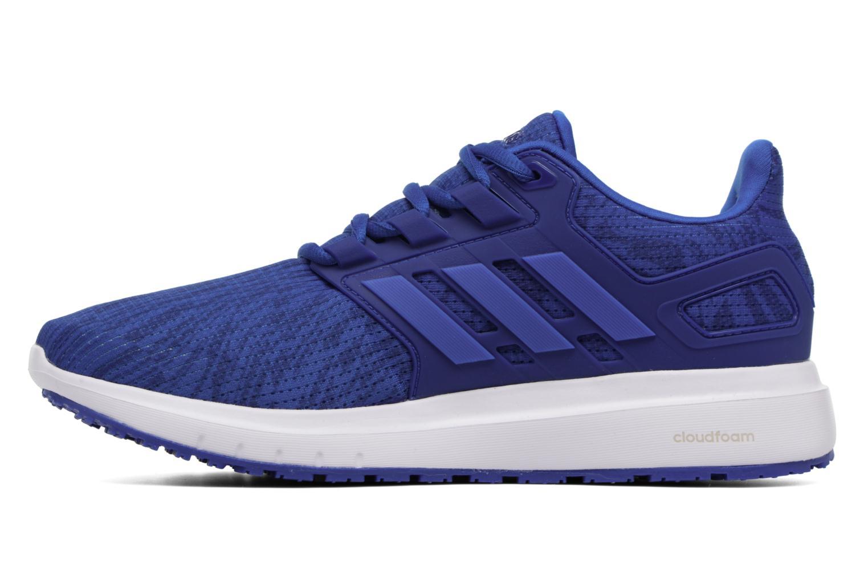 Chaussures de sport Adidas Performance Energy Cloud 2 M Bleu vue face