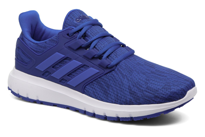 Chaussures de sport Adidas Performance Energy Cloud 2 M Bleu vue détail/paire