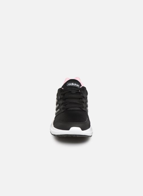 Sportschuhe adidas performance Galaxy 4 schwarz schuhe getragen