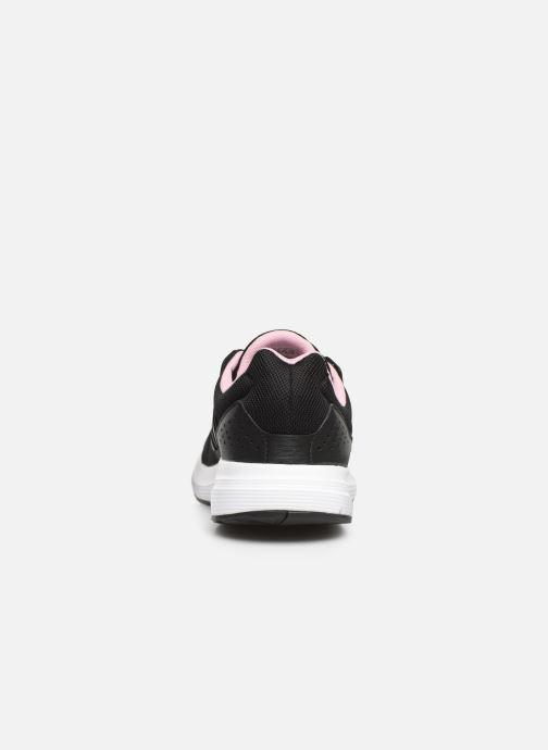 Sportschoenen adidas performance Galaxy 4 Zwart rechts