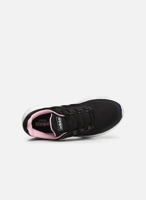 Sportschuhe adidas performance Galaxy 4 schwarz ansicht von links