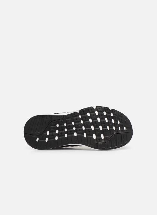Sportschuhe adidas performance Galaxy 4 schwarz ansicht von oben