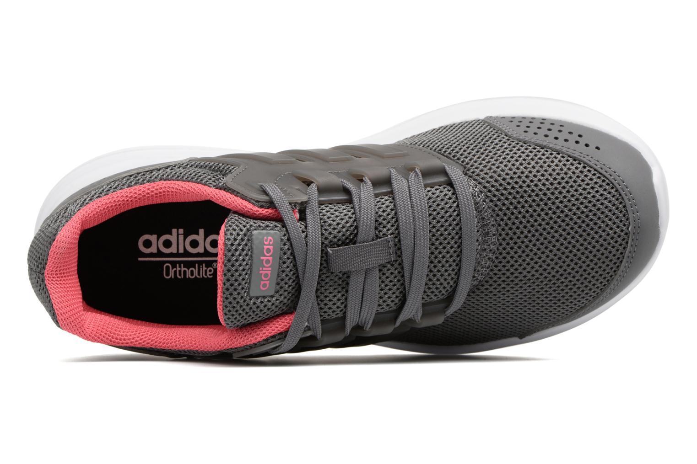 Chaussures de sport Adidas Performance Galaxy 4 Gris vue gauche