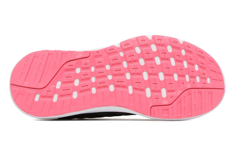 Chaussures de sport Adidas Performance Galaxy 4 Gris vue haut